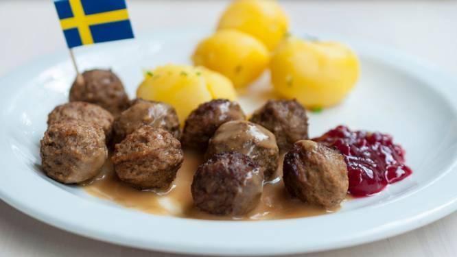 Zweedse gehaktballetjes? Ze komen uit Turkije