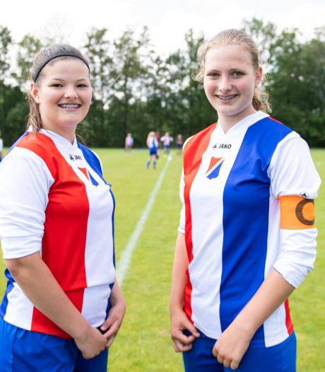 Meidenvoetbal in Hengelo: 'Voetbalclub zonder meiden is als café met alleen maar mannen'