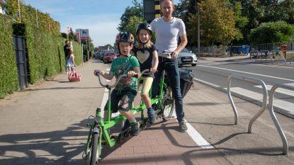 Investeren in veilige fietsroutes