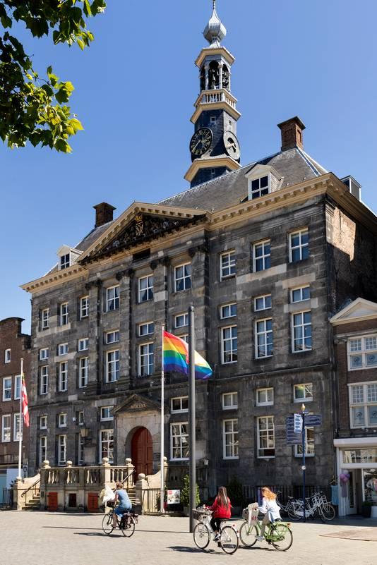 Het stadhuis in Den Bosch