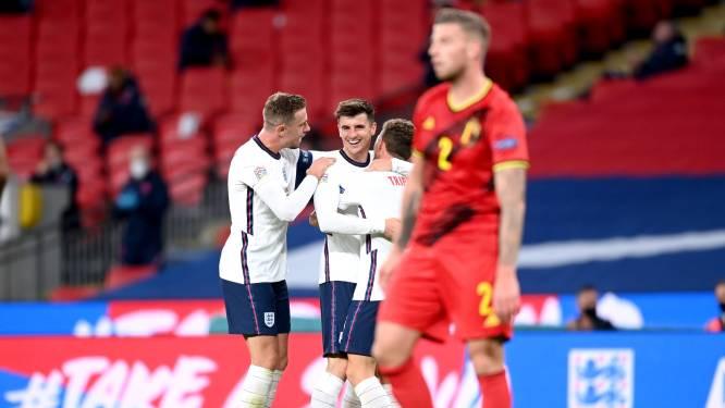 Dubbele domper: Duivels verliezen op Wembley en zien aanvoerder De Bruyne uitvallen