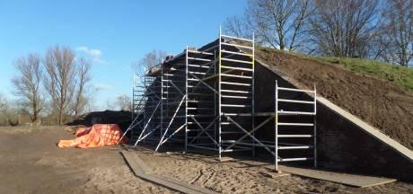 Fort Giessen al veel meer in de kijker, maar nog volop werk te doen
