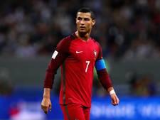 Cristiano Ronaldo ziet vier concurrenten voor Gouden Bal