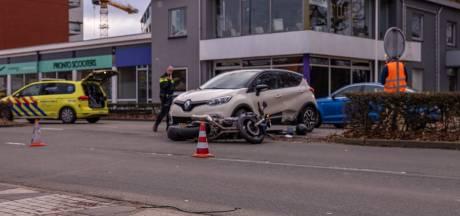 Motorrijder gewond geraakt bij ongeval Amersfoort