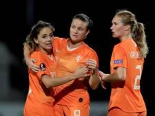 Matig Oranje komt met de schrik vrij tegen Slovenië