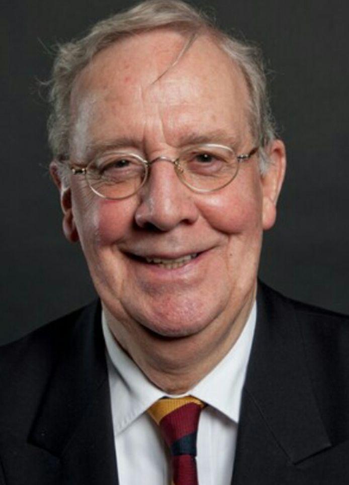 Jan Kerkhoff, van de eenmansfractie Valkenswaard Vitaal