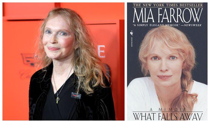 Mia Farrow - 'What Falls Away'