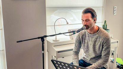 Sean Dhondt brengt emotioneel eerbetoon aan verongelukte Zara voor Rode Neuzen Dag