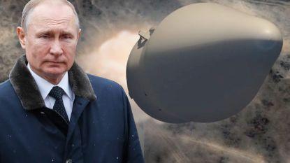Rusland test hypersonische raket met bereik van meer dan 1000 kilometer