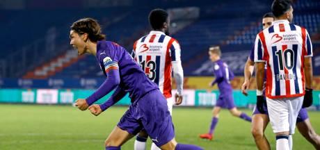 Volgende zure appel voor Willem II: nederlaag in extra tijd tegen FC Groningen
