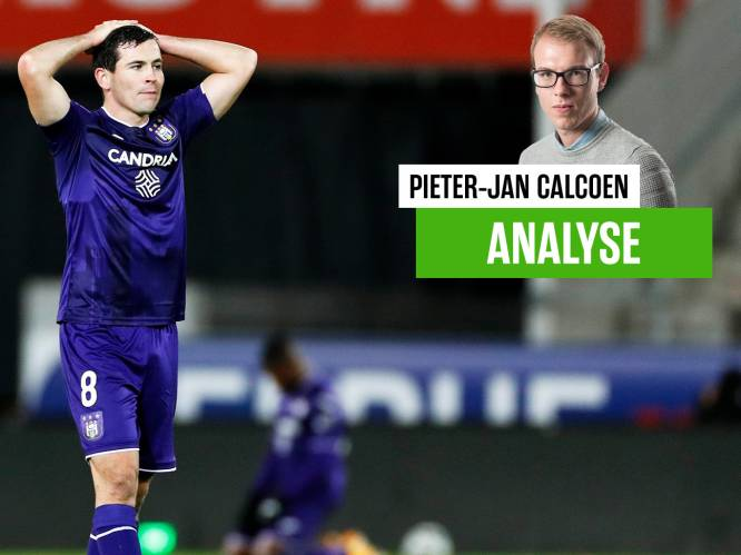 """Onze Anderlecht-watcher ziet hoe paars-wit nu wél kansen had om te winnen: """"Kompany kan ze moeilijk zelf maken"""""""