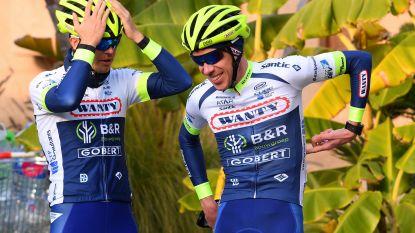 In 2011 nog ritwinnaar in de Ronde van Italië, straks wordt hij de eerste renner in het peloton met een kunstheup