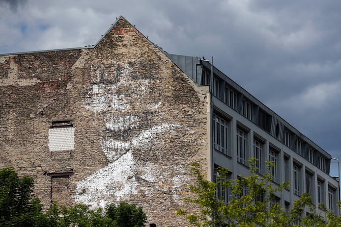 Graffiti in Berlijn