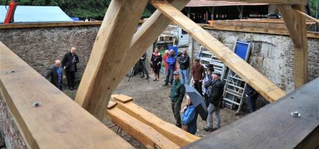 Nat startschot voor restauratie historische watermolen in Renkum