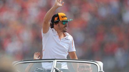 Fernando Alonso staat open voor terugkeer in Formule 1
