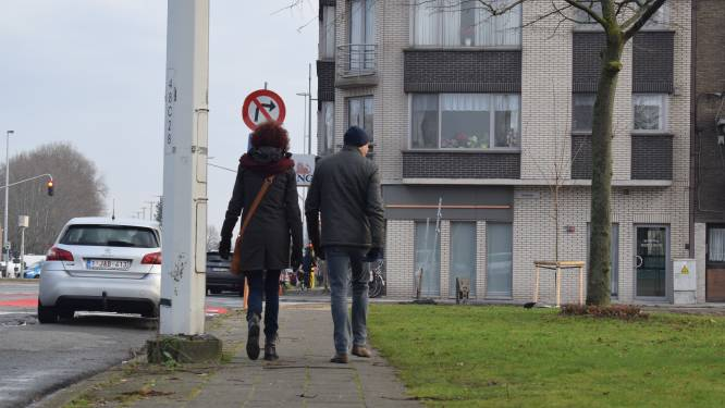 """Zelzate brengt slechte voetpaden in kaart: """"Kunnen niet langer wachten"""""""