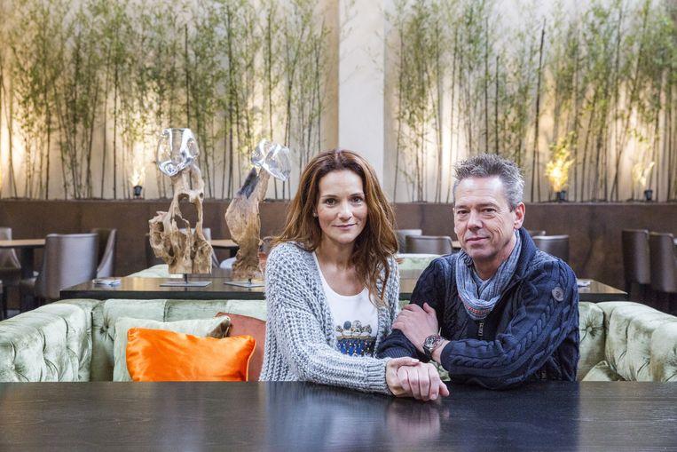 Buon'Eatalia - Zuivelmarkt | Fabienne Cuypers en Dirk Hendrickx van Buon'Eatalia.