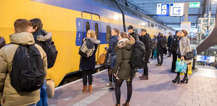 De trein wordt duurder én populairder.