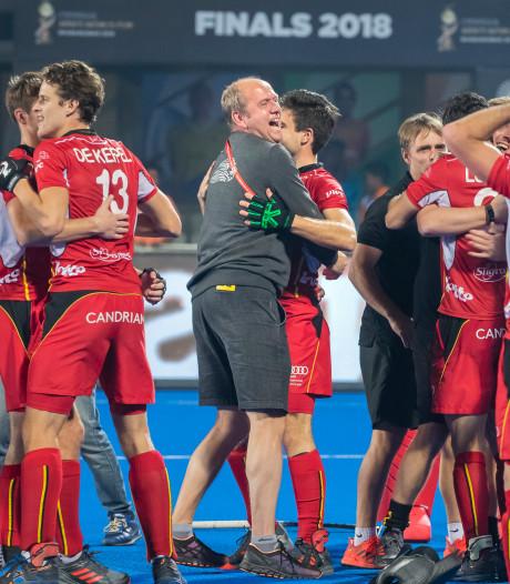 Dankzij assistent Van denHeuvel zien Belgische hockeyers kansen