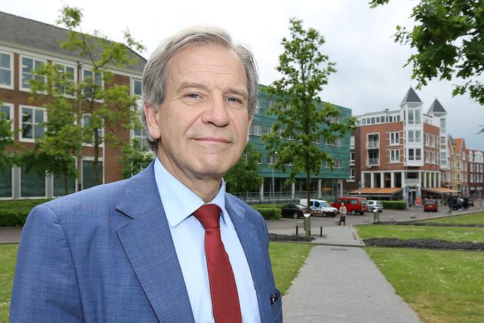 Wethouder Johan Weijland.