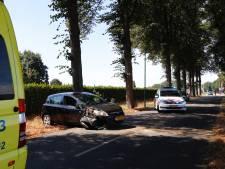Automobilist knalt tegen boom in Vierlingsbeek