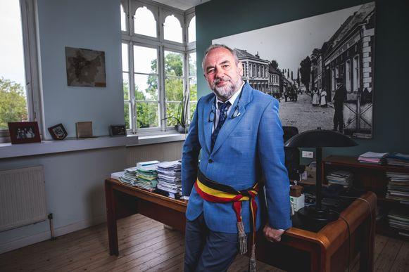 Burgemeester Johan Van Durme
