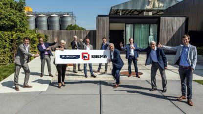 Kempense betonbedrijven Ebema en Eurodal gaan nauw samenwerken