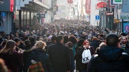 Brusselse bevolking blijft groeien