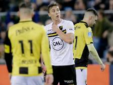 NAC verhuurt Daan Klomp aan competitiegenoot