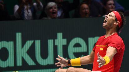 """Nadal bekroont """"perfecte week"""""""