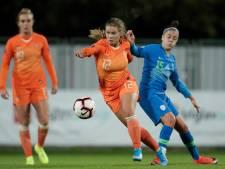 Delftse Victoria hoopt op basisplaats bij de Leeuwinnen: 'Ik wil nog heel veel laten zien'