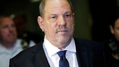 Weinstein niet langer vervolgd voor fraude