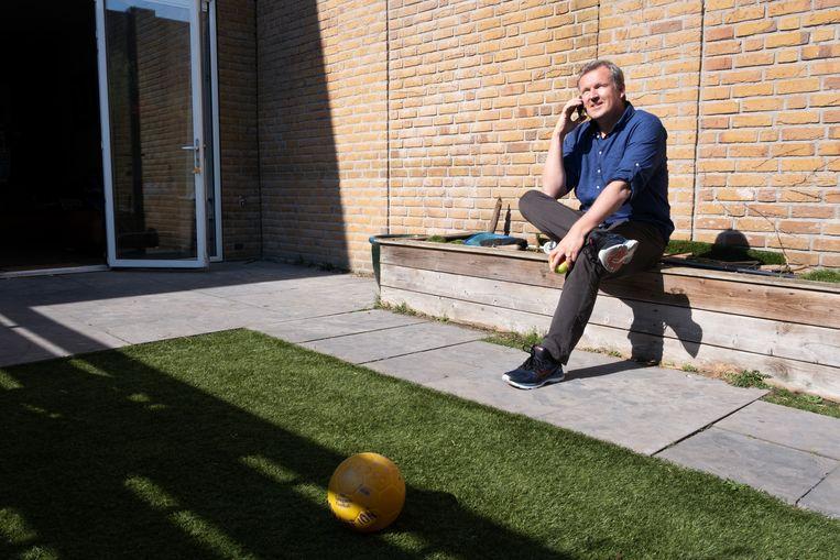 Sportchef Mark van Driel.  Beeld Sabine van Wechem