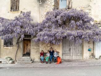 """Griet Vanhoutte en haar gezin wonen een deel van het jaar in Frankrijk: """"Ik was helemaal klaar met de files"""""""