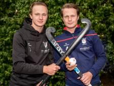 Hockeybroers Petit willen nu samen hogerop: 'We zijn de favoriet'