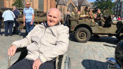"""Turnhout verwelkomt Bevrijdingscolonne: """"Als kind vaak bang geweest. Dat komt nu terug naar boven"""""""