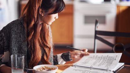 3 gezonde gerechten van topchefs voor studenten die morgen aan de blok beginnen