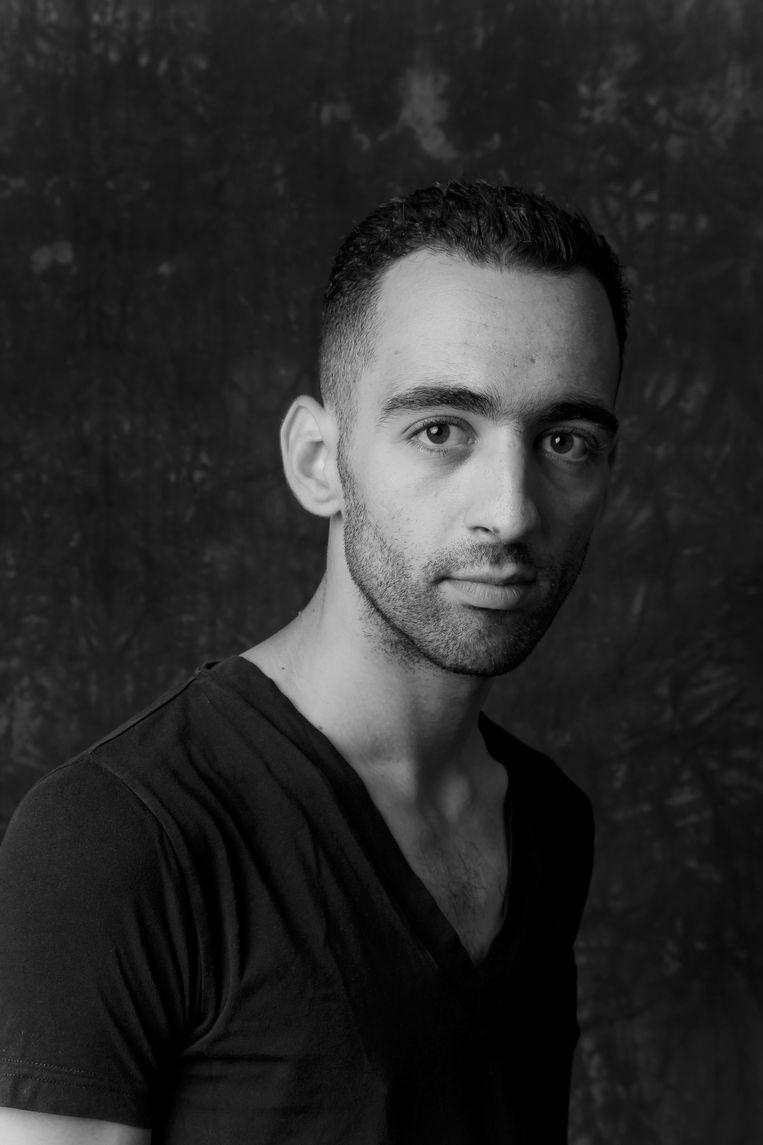 Saïd Zankoua in 2017. Sinds een ernstige mishandeling in 2011 leed de 30-jarige Marokkaan aan epilepsie. Beeld Jan van Breda
