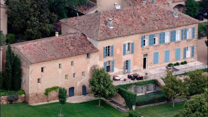 Brad en Angelina maken over alles ruzie, behalve hun kasteel in Frankrijk