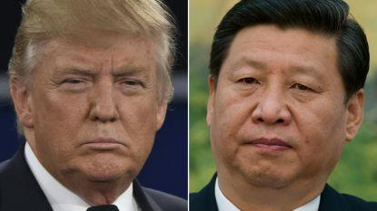 """Trump: """"Geplande handelsgesprekken met China in september mogelijk afgelast"""""""