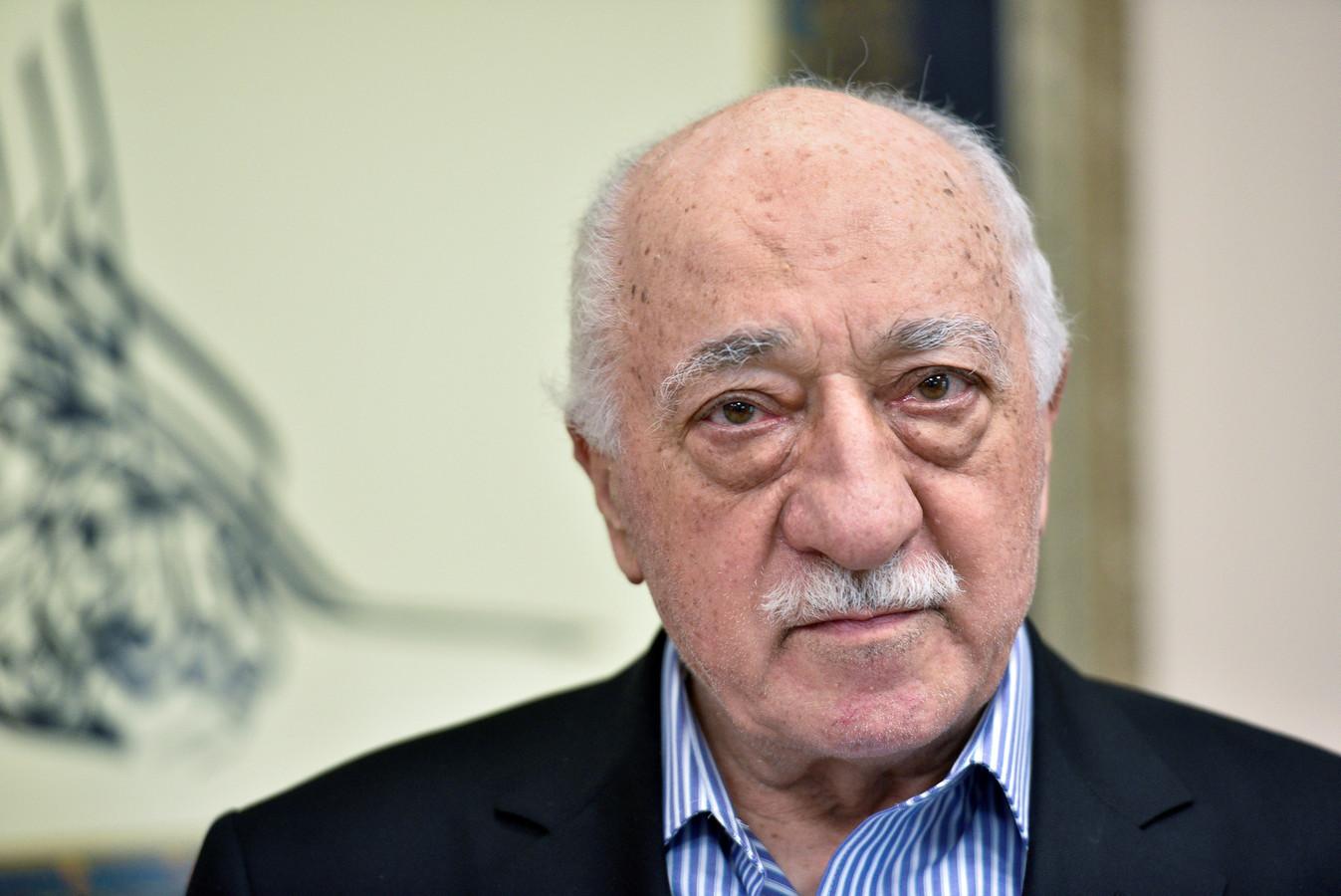 De islamitische geestelijke Fethullah Gülen verblijft in de Verenigde Staten.