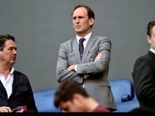 Vitesse vindt vertrek van trainer Fraser voorbarig