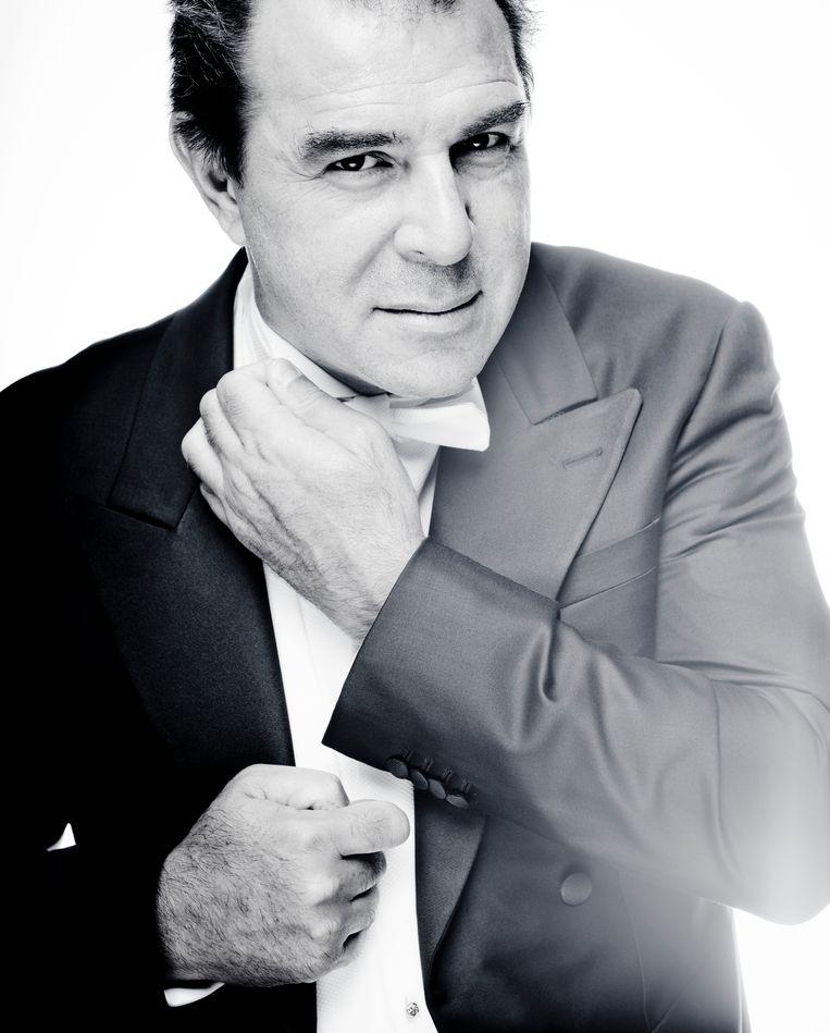 Daniele Gatti vierde deze week zijn 56ste verjaardag. Beeld Photo: Marco Borggreve