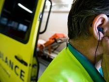 Baldadige Amersfoorter steelt contactsleutel uit ambulance