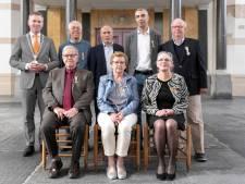 Zeven lintjes in Zaltbommel, zes keer Lid en één keer Ridder in de Orde van Oranje-Nassau
