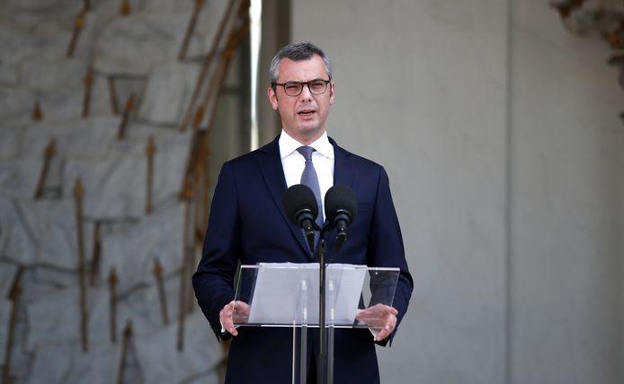 Alexis Kohler, secrétaire général de l'Élysée.