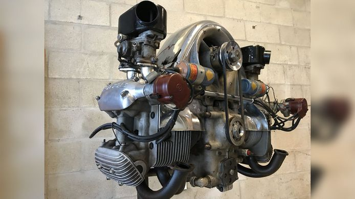 Porsche 547/1 Fuhrmann-motor.