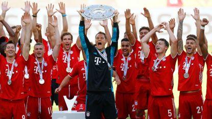 Net geen evenaring van record: Bayern strandt op 100 goals, Cuisance pakt uit met pareltje in vlotte zege tegen Casteels