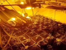 Huis in Duiven vier weken op slot na vondst wietkwekerij