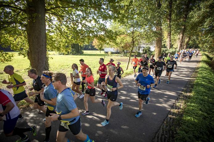 De meeste deelnemers aan de Halve Marathon waarderen dit evenement een hoog cijfer.